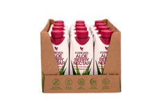 A burst of cranberry and sweet apple provides a sweet yet tangy flavour and antioxidant vitamin C contributes to the protection of cells from oxidative stress. You can now enjoy these amazing ingredients, plus 90.7% pure inner leaf aloe vera gel, at home or on the go with our new 330ml Forever Aloe Berry Nectar.​