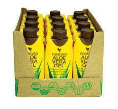 Our purifying drinking gelboasts 99.7% inner leaf aloe gel to aid digestion and skin health. It's also high in vitamin C which contributes to the normal function of the immune system and to a normal energy-yielding metabolism. This 330ml size is perfect for taking on your travels or for drinking on the go.
