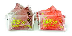Resist the temptation to snack on unhealthy crispsand chocolate by stocking up on these tasty bars.Forever Pro X2 is available in cinnamon or chocolateflavour and each bar contains 15g of protein.N.B. Contains <strong>soy</strong> and milk.