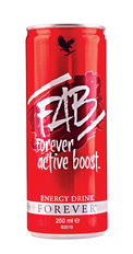 Forever Active Boost, tastes great and it contains a proprietary blend of herbs and nutrients. Most importantly it is high in vitamin B6 and B12, which contribute to the reduction of tiredness and fatigue. Other nutrients include niacin and pantothenic acid. Pantothenic acid is another essential vitamin to consume during exercise since it contributes to normal mental performance. N.B. Contains caffeine. Not recommended for children or pregnant women.