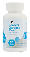 Garcinia Cambogia is a tree, native to Southeast Asia, which produces fruit prized for its culinary and beneficial purposes. As well as the fruit's extract, Forever Garcinia Plus contains chromium which contributes to normal macronutrient metabolism and the maintenance of normal blood glucose levels. N.B. Contains soy.