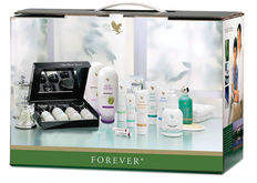 The Personal Use Product Pack contains a great selection of products to keep you feeling healthy and invigorated. The contents of the pack includes: <ul><li>Aloe-Jojoba Shampoo</li><li>Aloe-Jojoba Conditioning Rinse</li><li>Aloe Hand Soap</li><li>Forever Aloe Vera Gel</li><li>Aloe Propolis Crème</li><li>Aloe Moisturizing lotion</li><li>Aloe Vera Gelly</li><li>Forever Bright Toothgel</li><li>Aloe Ever-Shield Deodorant</li><li>Aloe Lips x2</li><li>Measuring Cup</li></ul>