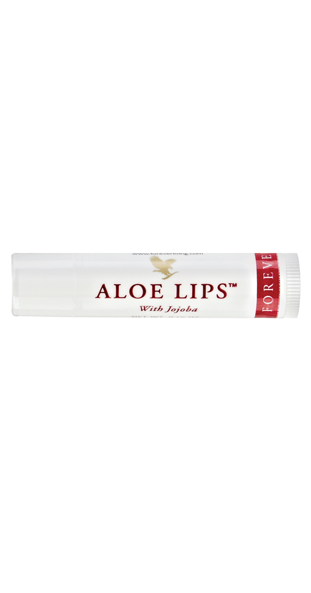 Get kissable lips with this rich and nourishing pocket-sized lip balm. This loaded lip product contains aloe, jojoba and three types of wax to smooth and soothe chapped, dry lips. Great for protecting lips all-year round.