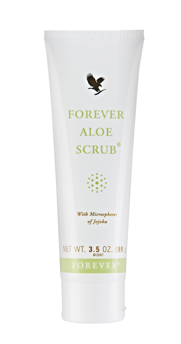 Unlike some scrubs that use plastic microbeads, we use microspheres of jojoba which roll over your skin gently. As they roll, they pick up the dead skin cells that clog up pores and cause skin to look dull. Gentle enough for everyday use for your face or body, the natural ingredients exfoliate and reveal healthy-looking skin.
