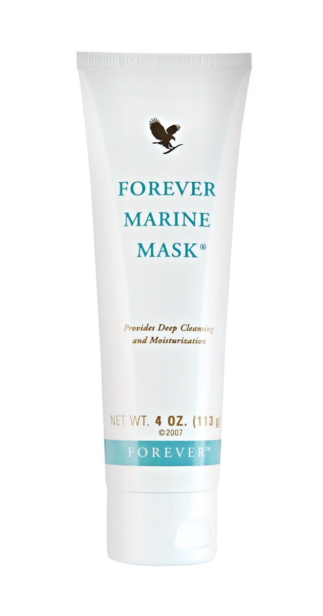 Whether it's environmental stress, a long day, or the weather that has your face feeling drab and dry, the Forever Marine Mask can deeply cleanse and replenish the skin whilst balancing texture. With the moisturising and conditioning properties of aloe vera, honey, cucumber extract and natural sea minerals, this deep penetrating mask leaves the skin feeling refreshed and revitalised.