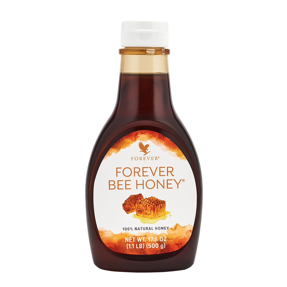 Not all honey is made equal and Forever Bee Honey remains one of our most popular products thanks to a pure taste that captures nutrition direct from the hive. This all-natural, delicious sweetener is naturally nutritious and perfect for replacing processed sugar in your diet. Thanks to its easy-pour bottle, this honey leaves no sticky mess and can easily be poured into porridge, stirred into Aloe Blossom Herbal Tea or used in cooking. Consider it a gift from our bees to you!