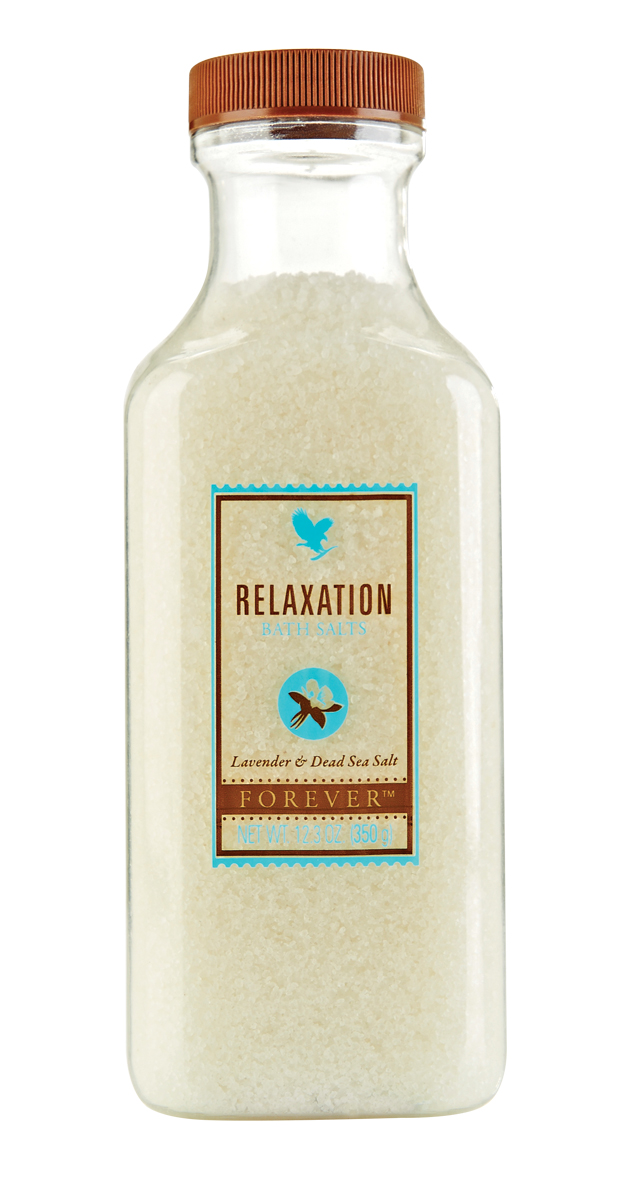Indulge in a relaxing bathing experience with this aromatic blend of Dead Sea salt, lavender and essential oils to soak away life's worries. For centuries, Dead Sea salt has been known for its therapeutic benefits, soothing and rehydrating the skin. Lavender is a popular herb, encouraging a more relaxed frame of mind.