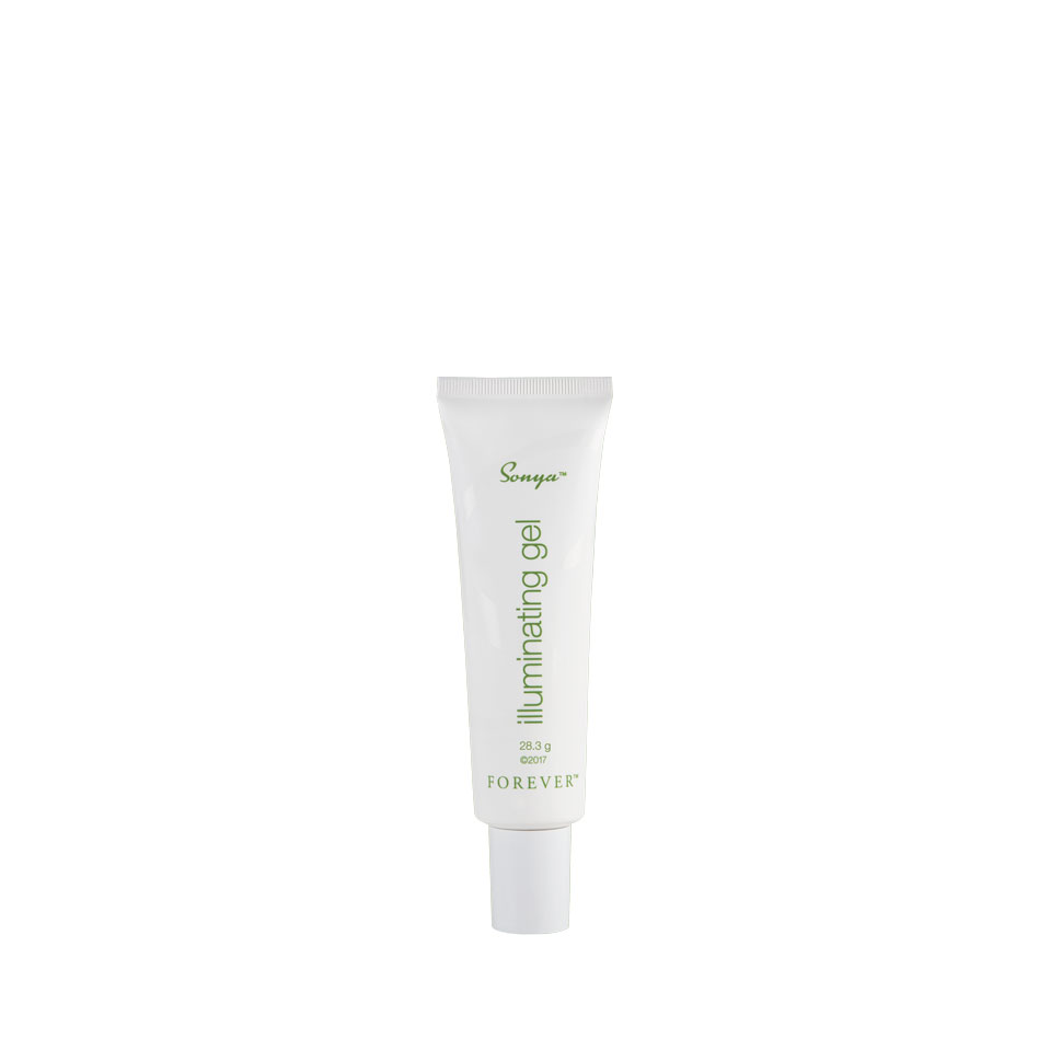 Restore skin's natural brilliance and give your skin a natural glow with Sonya Illuminating Gel.Encapsulated peptides in our quick absorbing gel help even skin's overall appearance, and a combination of five Asian botanicals, including liquorice root, even and brighten the appearance of overall skin tone to leave you with a soft, smooth complexion and a healthy glow.