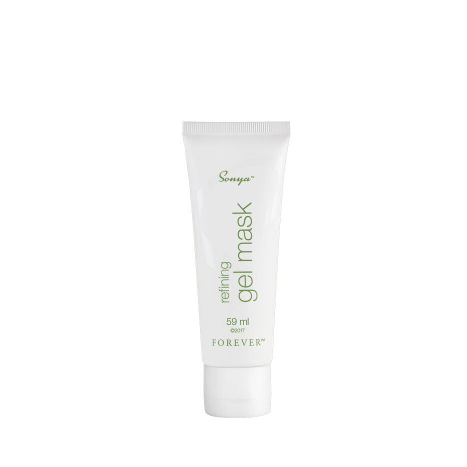 Sonya Refining Gel Mask supports balance by controlling oil and brightening the appearance of skin. With a bounty of botanicals, fruit extracts and moisturisers, you'll wake up to skin that looks brighter, younger and more balanced.