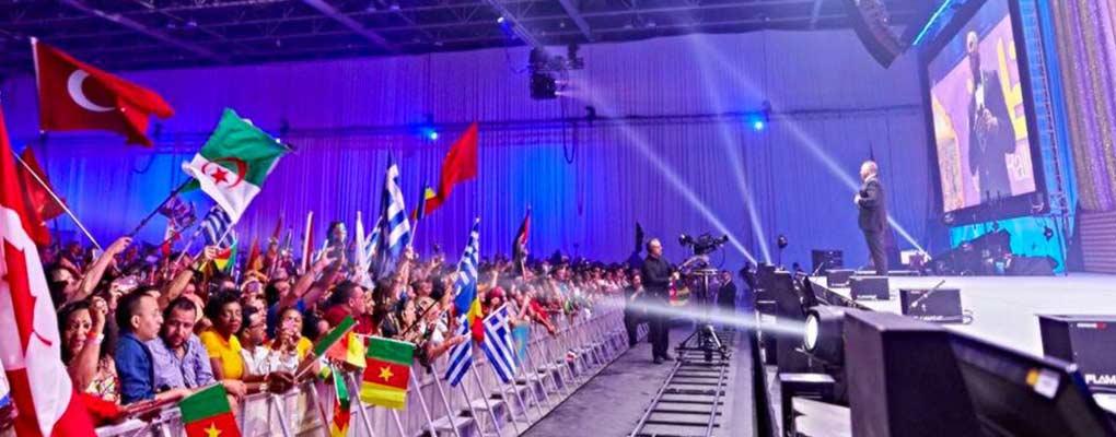 Global Rally 2017 highlights