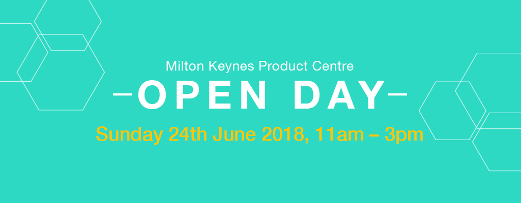 Milton Keynes Open Day
