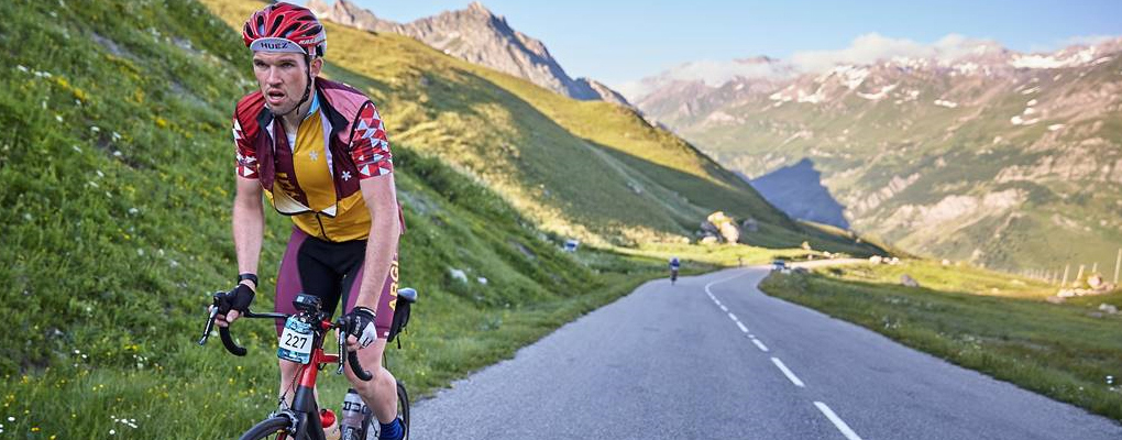 Marcus Leach features in Cyclist Magazine