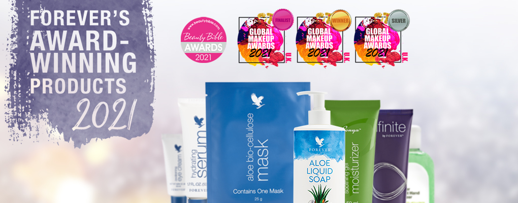 Leveraging award-winning products in your business