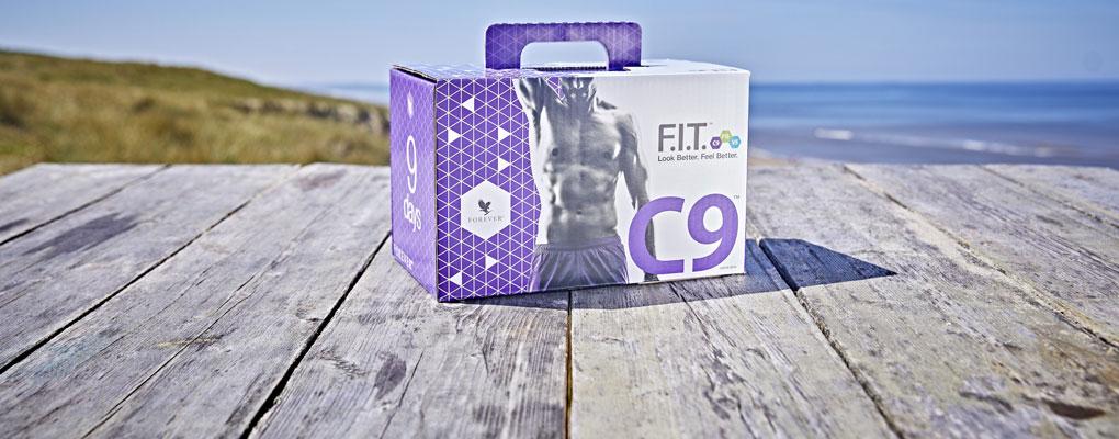 Forever Living's C9 Fitness Programme