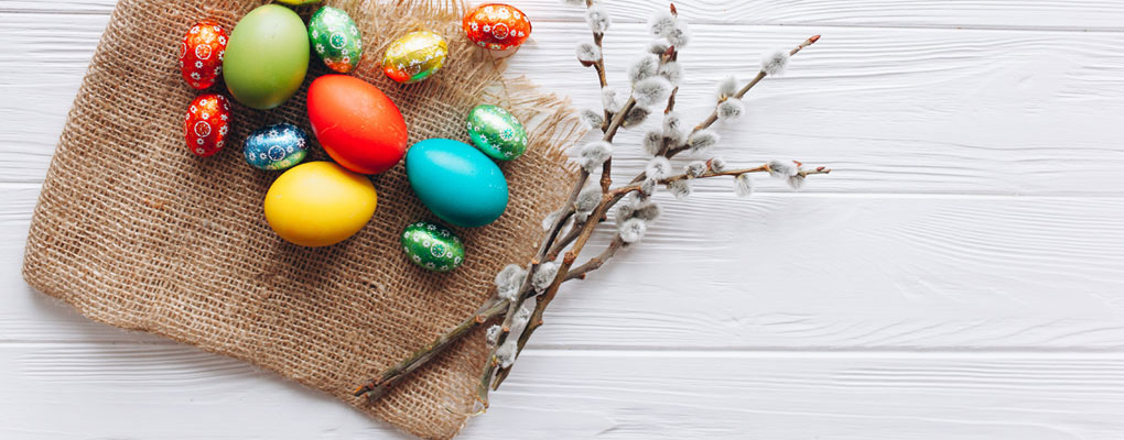 Ways to Indulge this Easter