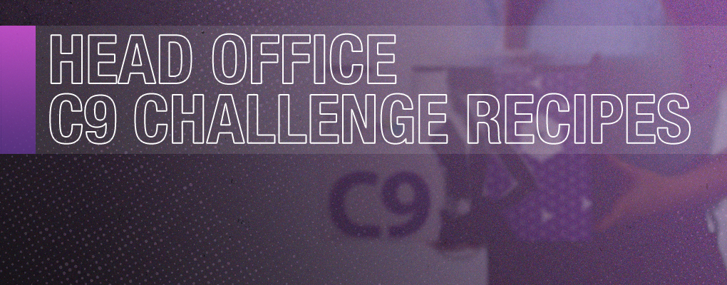 Head Office C9 Challenge Recipes