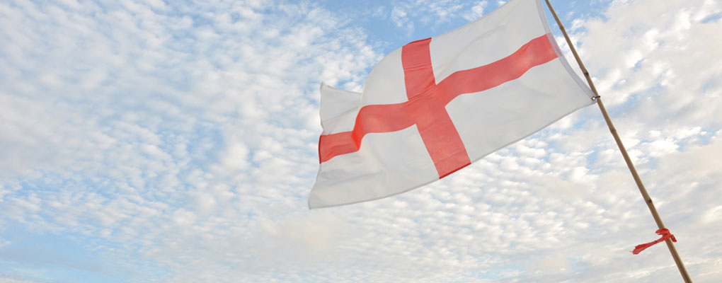 St George's day poem