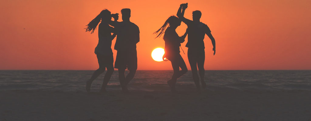 Dancing your stress away