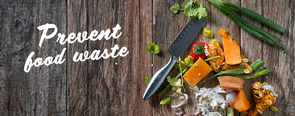 How to prevent food waste by getting into meal planning