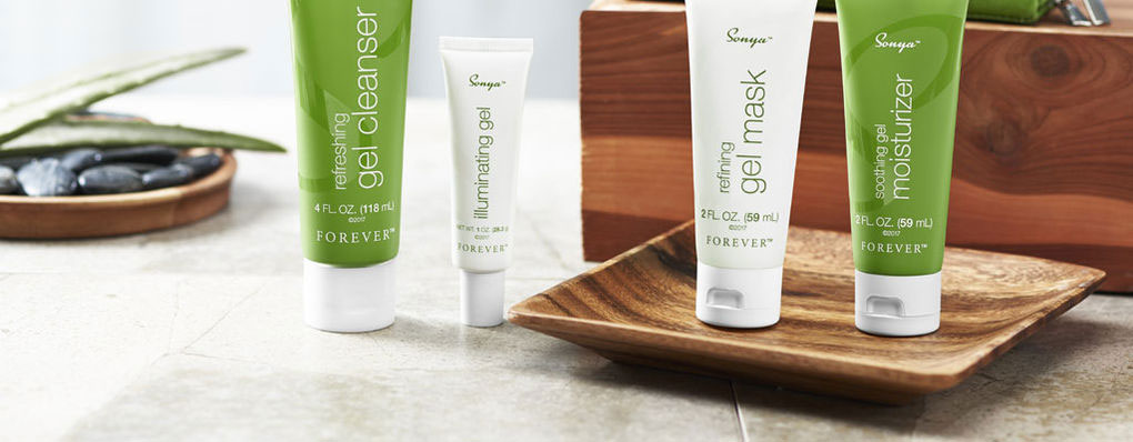 What are the benefits of gel-based skincare?