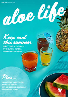 Aloe Life Issue One
