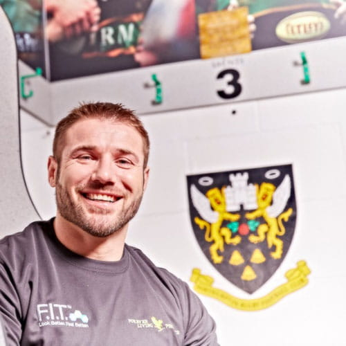 Photo of Ben Cohen