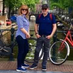 Alison & Ian Fox -  Senior Managers