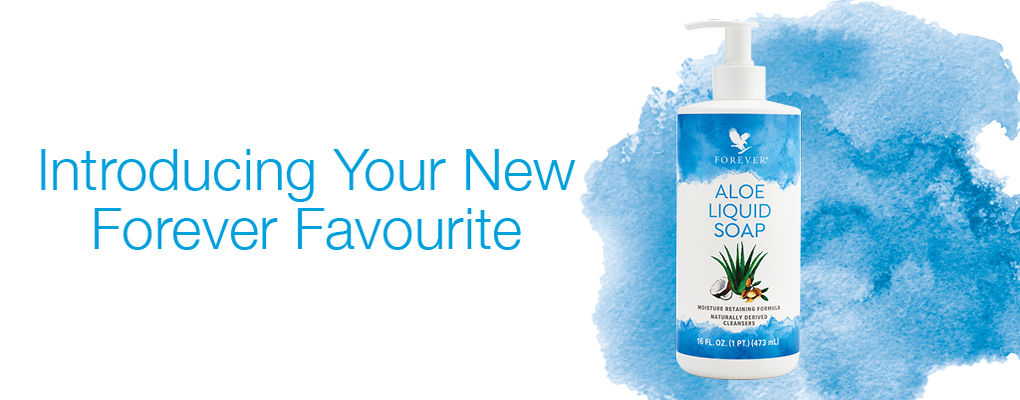 Banner image for the article Wash away 2021 with our BRAND-NEW Aloe Liquid Soap