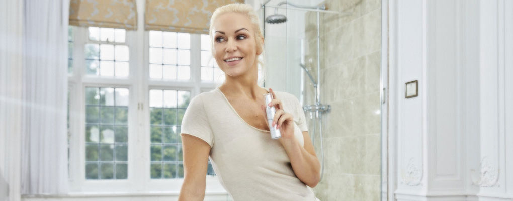 Banner image for the article Discover Why Kristina Rihanoff Ditched Her Old Skincare Routine