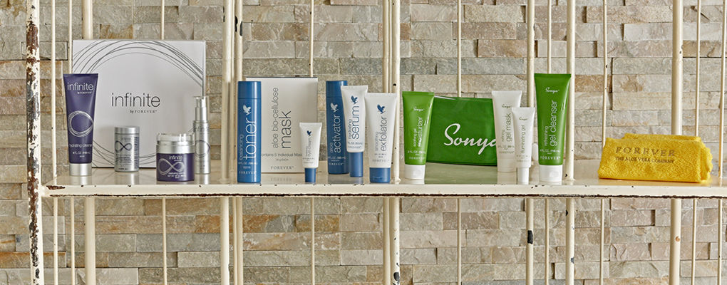 Banner image for the article The science behind Forever's Targeted line: giving your skincare
