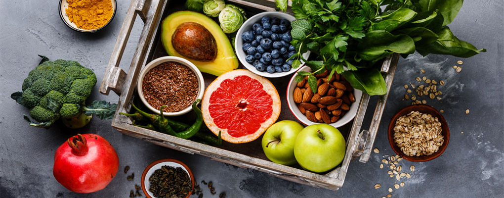 Banner image for the article Six reasons to eat more fruit and vegetables in the Autumn