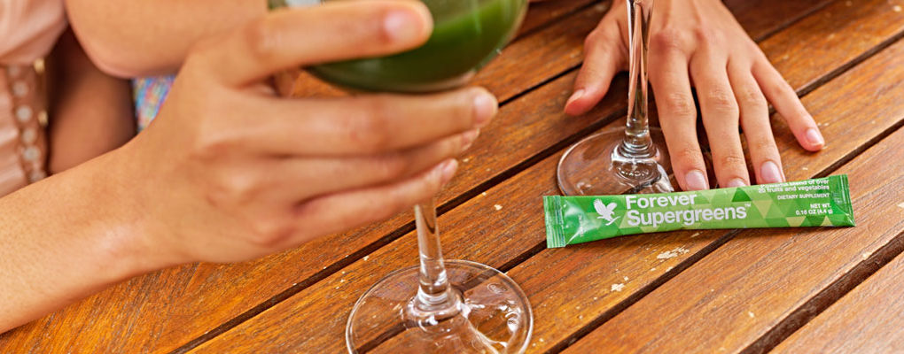 Banner image for the article The Nutritional Benefits of Forever Supergreens