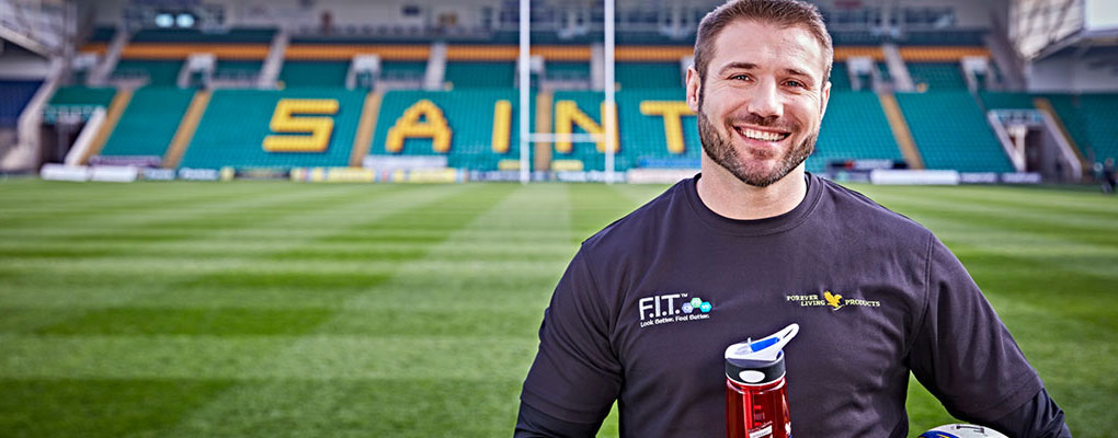 Banner image for the article Introducing Ben Cohen, our new Forever UK F.I.T. Ambassador