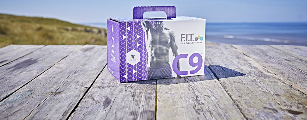 Banner image for the article Forever Living's C9 Fitness Programme