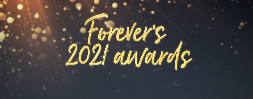 Banner image for the article Forever's 2021 Awards, What They Mean and How You Can Vote Today