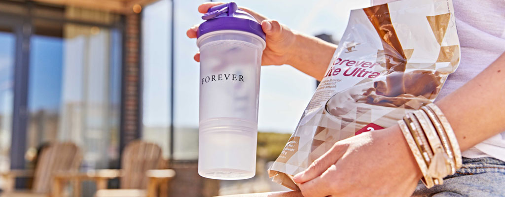 Protein shakes are everywhere these days and there are loads of different varieties out there on the market, but Forever Living's soy-based protein shake...