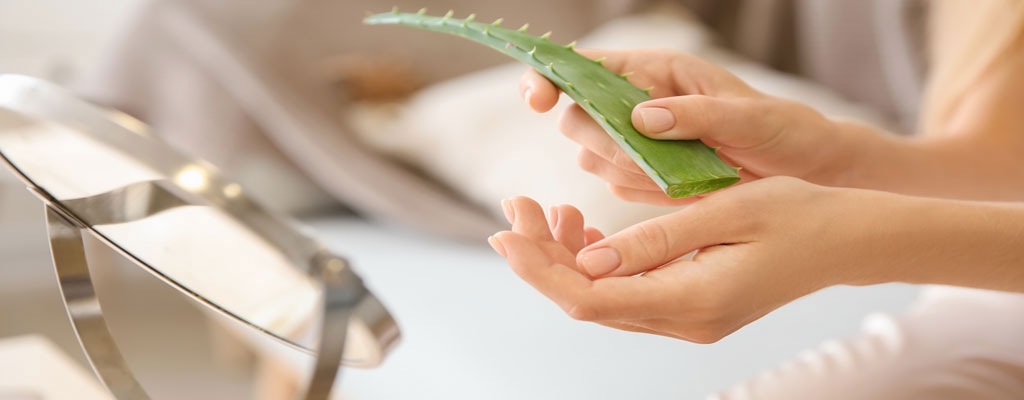 Aloe vera – nature's answer to enhancing beauty!