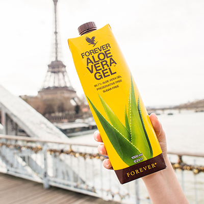 During the month of January we want to see how far around the world we can share the love for our aloe vera drinking gels. Find out more.
