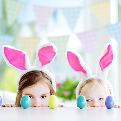 Easter will be a little bit different this year, and you may already be struggling to keep the children entertained while we're all spending more time at home, but that's no reason for Easter to be cancelled! We wanted to share some fun Easter activities to keep you and the kids powering through the long weekend!