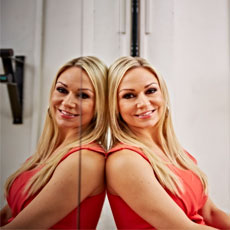 UK F.I.T. Ambassador Kristina Rihanoff is a professional dancer and choreographer who has travelled across the world competing and teaching dance.