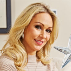 Renowned for her dazzling dancing style and svelte physique, Kristina Rihanoff is no stranger to the limelight.