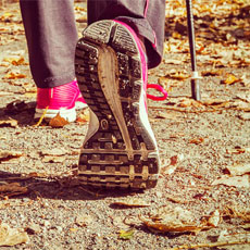 Pole Power - Discover how Nordic walking can impact the way you exercise