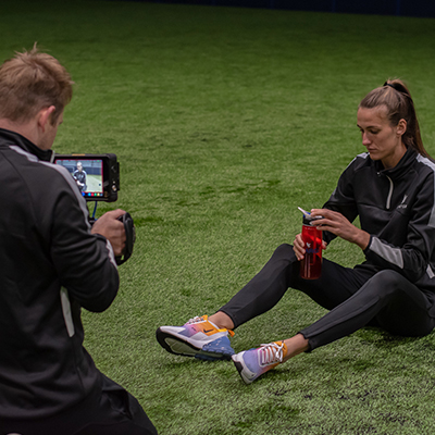 We caught up with our Forever Living Ambassador, Jill Scott to find out more about her daily life, and what goes into being a professional footballer.